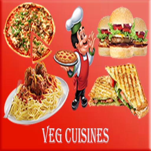 Veg Cuisine (Recipe) 遊戲 App LOGO-硬是要APP