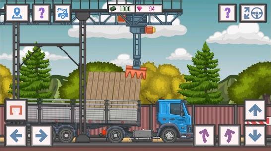 Best Trucker 2 MOD (Unlimited Currency) 3