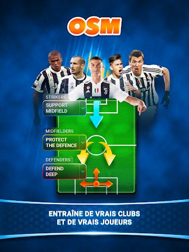 Online Soccer Manager (OSM)  captures d'u00e9cran 14