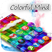 Colorful Mind - Launcher Theme