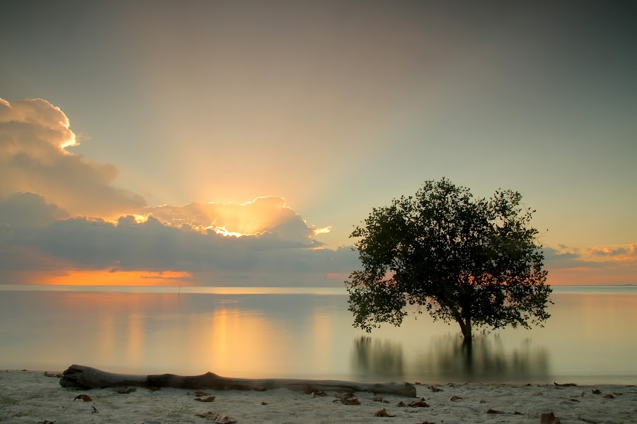 by Saparuding Belitong - Landscapes Sunsets & Sunrises