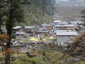 Photo: Khote (3600m)