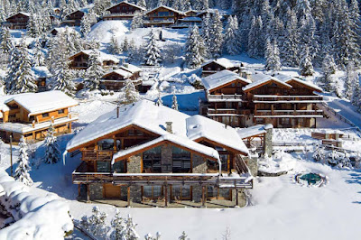 An Alpine Chalet With a Modern Touch of Verbier Elegance