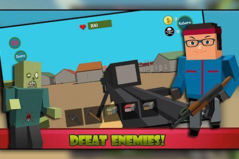 Pixel Gun 3D - War Evolved 2019  screenshots 4
