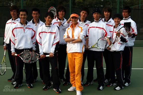 The Prince of Tennis China Drama