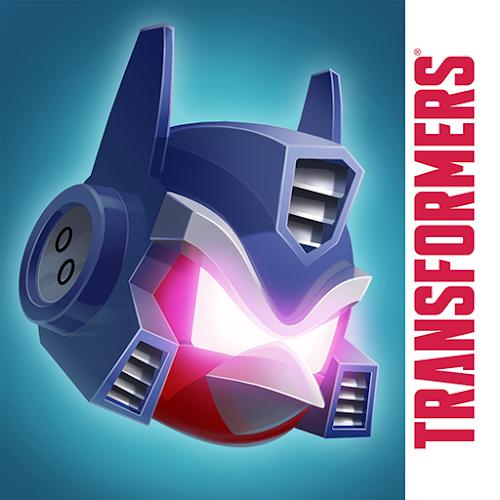 Angry Birds Transformers (Mod Coins/God Mode/Unlock) 1.48.2mod