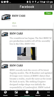Bmw Page Feeds - náhled