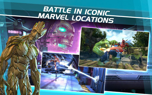 MARVEL Contest of Champions screenshot 12