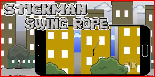 Stickman Swing Rope