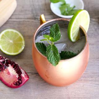 Vodka Pomegranate Cocktail Recipes