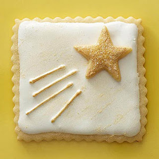 Shooting Star Cookies