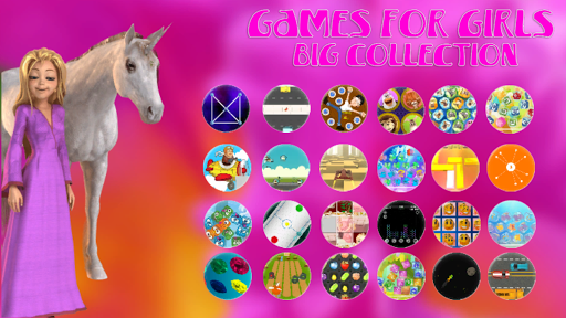Games For Girls Big Collection