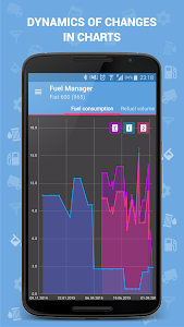Fuel Manager (Consumption) v16.31 (Unlocked)