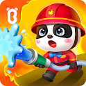 Baby Panda's Fire Safety icon
