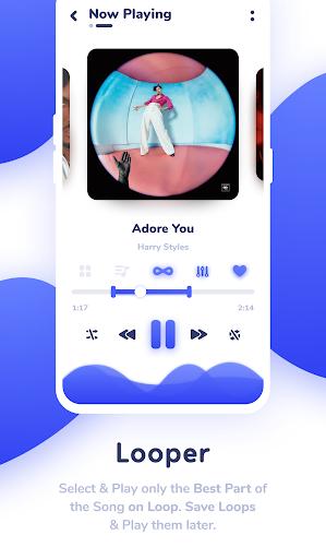 Nyx Music Player screenshot 6