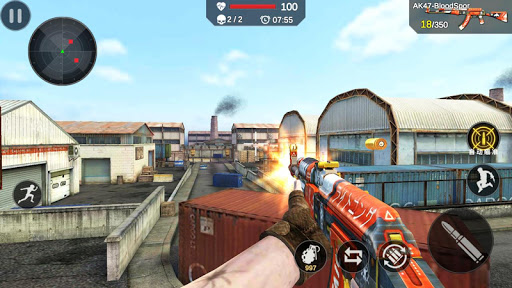 Encounter Strike:Real Commando Secret Mission 2020 modavailable screenshots 7