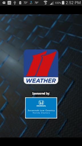 WTOC Doppler Max 11 Weather