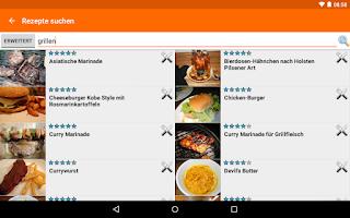 Screenshot of cooking4life