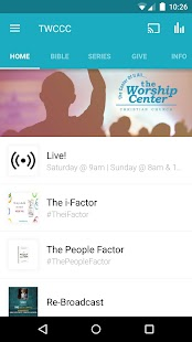 The Worship Center- screenshot thumbnail