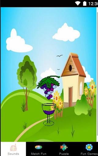 無料教育Appの女の子のためのフルーツゲーム|記事Game