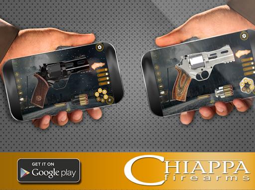 Chiappa Rhino Revolver Sim 1.6 screenshots 19