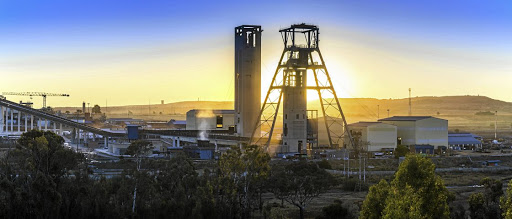 HELD IN TRUST: South Deep Mine, one of several mineral repositories in which all South Africans should be entitled to share real ownership over a prescribed period Picture: SOUTH DEEP MINE