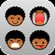 African Emoji Stickers For Whatsapp(WAStickerApps) APK