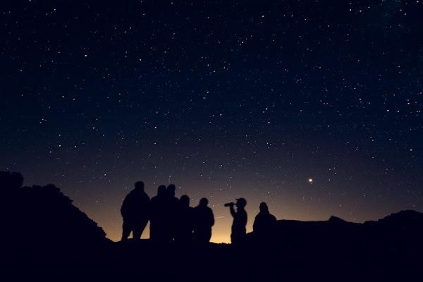 Amici sotto le stelle di MkPhotography9194