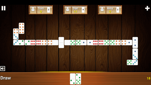 Classic Dominoes apktram screenshots 3