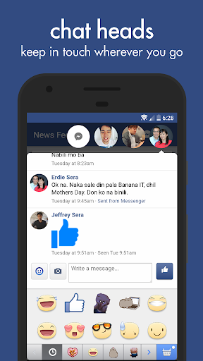 Swipe for Facebook Pro v7.1.0 [Paid]