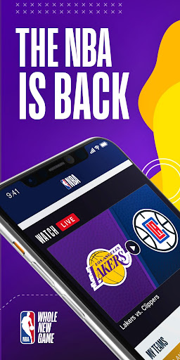 NBA: Official App Apk 1