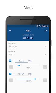 Crypto App – Widgets, Alerts, News, Bitcoin Prices 6