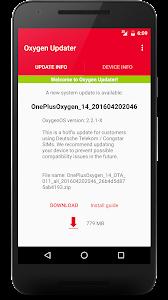 Oxygen Updater 2.7.2 (Pro)