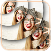 Crazy Snap Effect - Repeat Photo Effect
