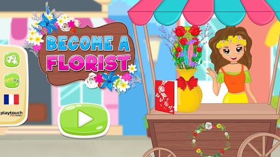 Become A Florist - náhled