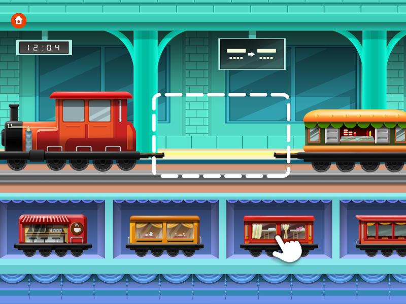 Train Builder Screenshot 5