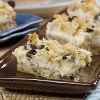 Creamy Cookie Bars.