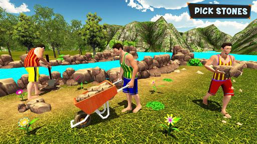 Primitive Technology: Fish Pond Building Sim 1.0 screenshots 11