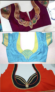 Download Blouse Designs Stitching Book For PC Windows and Mac apk screenshot 3
