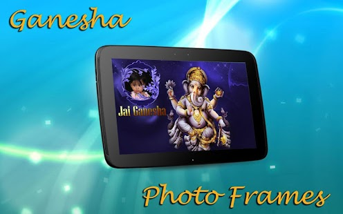 Ganesha Photo Frames screenshot