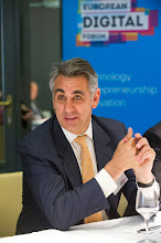 Photo: Javier Arias, head European Union representative of Banco Bilbao Vizcaya Argentaria (BBVA)
