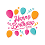 Birthday WAStickerApps For WhatsApp