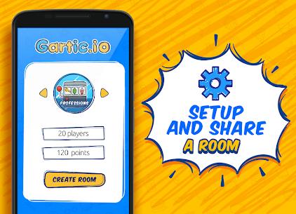 Gartic.io – Draw, Guess, WIN MOD APK (Unlocked All) 5
