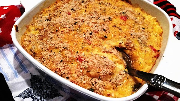 Pour mixture into a shallow 1 quart casserole and bake for 30 - 35...
