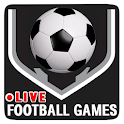 LIVE Football Games icon