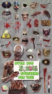 Make Me a Zombie Photo Editor ? Scary Masks Maker - náhled