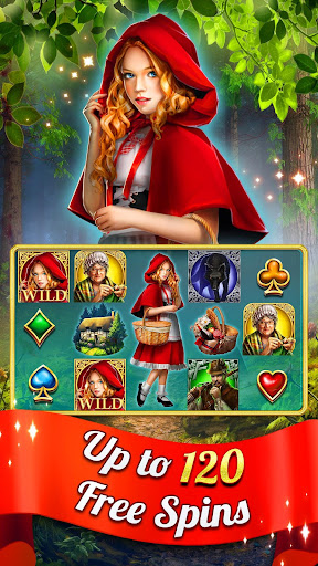 Slots - Cinderella Slot Games filehippodl screenshot 2