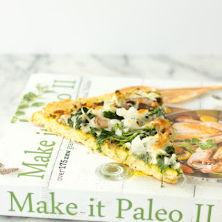 Grain-Free, Nightshade-Free, Nut-Free and Dairy-Free Pizza Crust