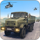 4x4 Army Truck Driving Simulator Mountain Climb