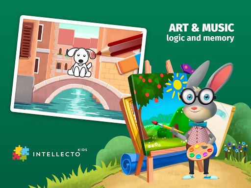 IK: Preschool Learning Games 4 Kids & Kindergarten screenshots 18
